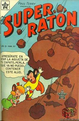 El Super Ratón (Grapa) #20