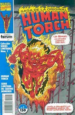 Saga de la original Human Torch (Grapa. 17x26. 24 páginas. Color) #1