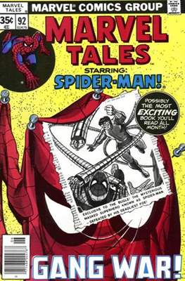 Marvel Tales (Comic Book) #92