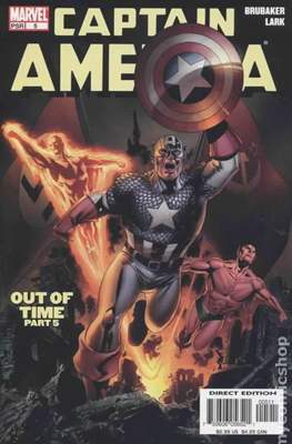 Captain America Vol. 5 (2005-2013) #5