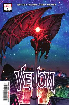 Venom Vol. 4 (2018) (Comic-book) #5