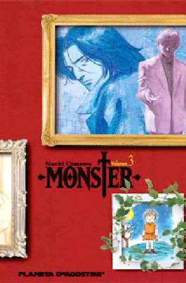 Monster (Rústica 224 pp) #3
