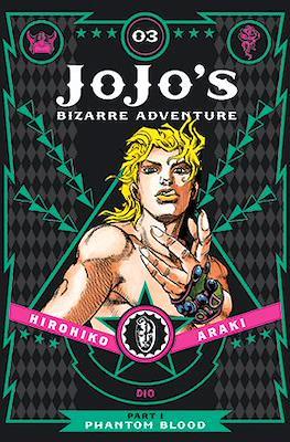 JoJo's Bizarre Adventure: Part 1--Phantom Blood #3