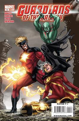 Guardians of the Galaxy Vol 2 (Comic-Book) #11