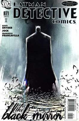 Detective Comics Vol. 1 (1937-2011; 2016-) (Comic Book) #871