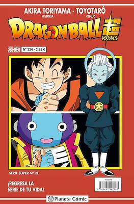Dragon Ball Super (Rústica) #224