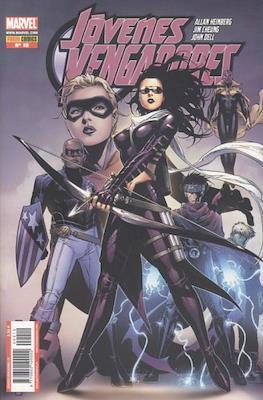 Jóvenes Vengadores Vol. 1 (2006-2007) #10