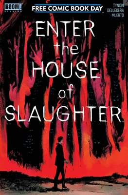 Enter The House of Slaughter - Free Comic Book Day 2021