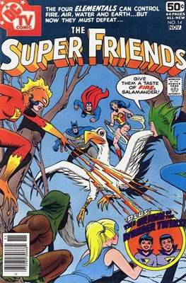 Super Friends Vol.1 (1976-1981) (Grapa, 32 págs.) #14