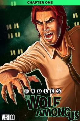 Fables: The Wolf Among Us