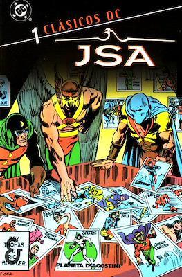 JSA. Clásicos DC