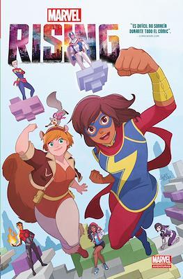 Marvel Rising - Marvel Aventuras