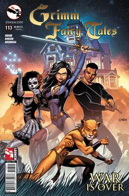 Grimm Fairy Tales (Comic Book) #113
