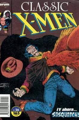 Classic X-Men Vol. 1 (1988-1992) (Grapa 32 pp) #26