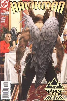 Hawkman Vol. 4 (2002-2006) (Comic book) #23