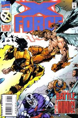 X-Force Vol. 1 (1991-2002) (Comic Book) #46