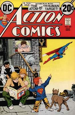 Action Comics Vol. 1 (1938-2011; 2016-) (Comic Book) #425