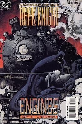 Batman: Legends of the Dark Knight Vol. 1 (1989-2007) #74