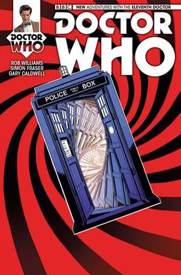 Doctor Who: The Eleventh Doctor (Comic Book) #6