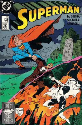 Superman Vol. 2 (1987-2006) (Comic Book) #23