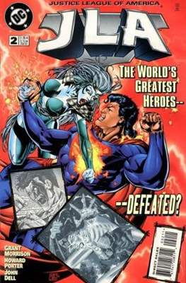 JLA Vol. 1 (1997-2006) (Comic-Book) #2