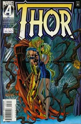 Journey into Mystery / Thor Vol 1 (Comic Book) #493