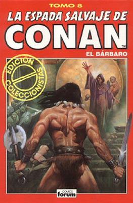 La Espada Salvaje de Conan el Bárbaro. Edición coleccionistas (Rojo) (Cartoné 192 pp) #8