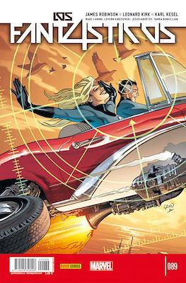 Los 4 Fantásticos / Los Cuatro Fantásticos Vol. 7 (2008-) (Grapa 24-48 pp) #89