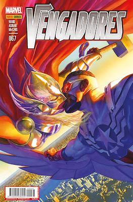 Los Vengadores Vol. 4 (2011-) (Grapa) #67