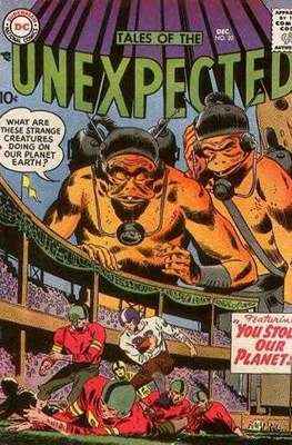 Tales of the Unexpected (1956-1968) (Comic Book) #20