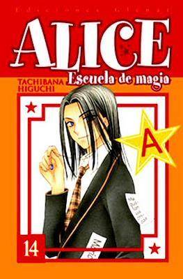 Alice. Escuela de magia (Rústica con sobrecubierta) #14