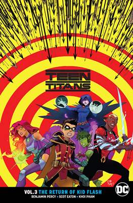 Teen Titans 2016 (Digital) #3