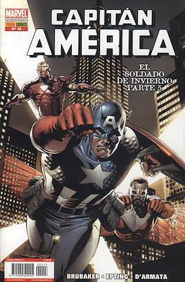 Capitán América Vol. 7 (2005-2011) (Grapa) #13