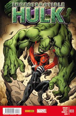 El Increíble Hulk Vol. 2 / Indestructible Hulk / El Alucinante Hulk / El Inmortal Hulk (2012-) (Grapa) #33