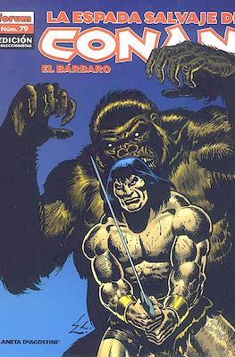 La Espada Salvaje de Conan el Bárbaro. Edición coleccionistas (Rústica 64 pp) #79