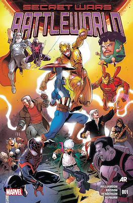 Secret Wars: Battleworld (Comic-book) #1