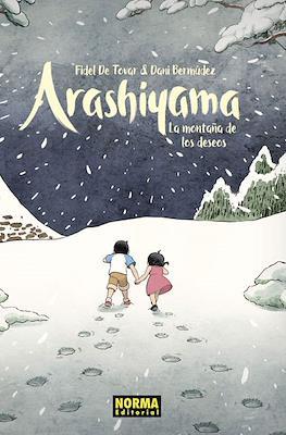 Arashiyama, la montaña de los deseos (Rústica con sobrecubierta) #