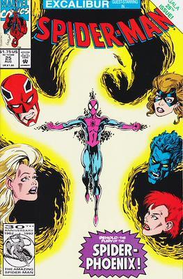 Spider-Man (Vol. 1 1990-2000) (Comic Book) #25