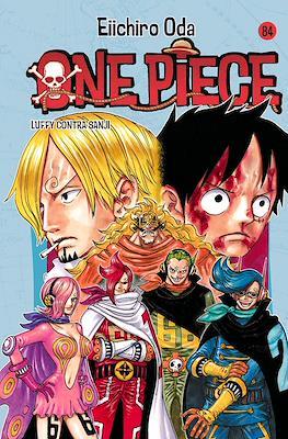 One Piece (Rústica con sobrecubierta) #84