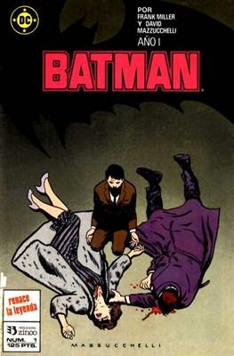 Batman (1987-1993) (Grapa) #1