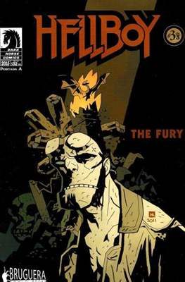 Hellboy: The Fury (Grapa) #3