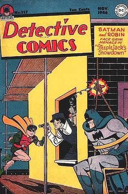 Detective Comics Vol. 1 (1937-2011; 2016-) (Comic Book) #117