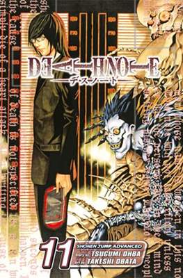 Death Note (Paperback) #11
