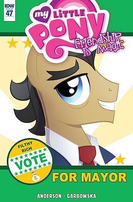 My Little Pony: Friendship Is Magic (Comic-Book) #47