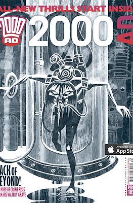 2000 AD (Magazine) #1824