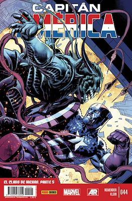 Capitán América Vol. 8 (2011-) (Grapa) #44