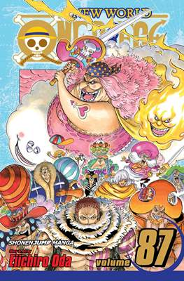 One Piece (Softcover) #87