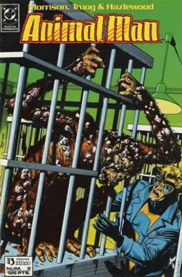 Animal Man (1989-1991) (Grapa 24 pp) #3