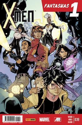 X-Men Vol. 4 / X-Men presenta (2011-2016) (Grapa 24 pp) #39