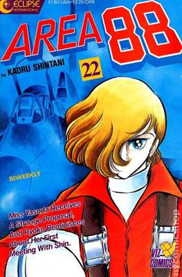 Area 88 (Softcover) #22